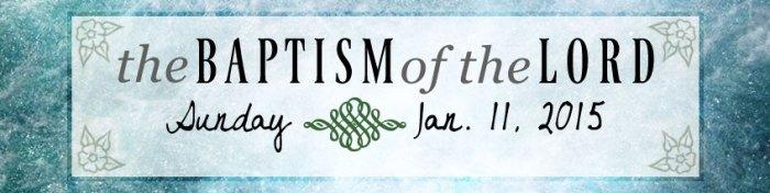 BaptismOfTheLord2015