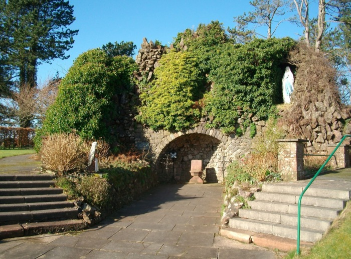 Cleator St Mary's (Grotto)