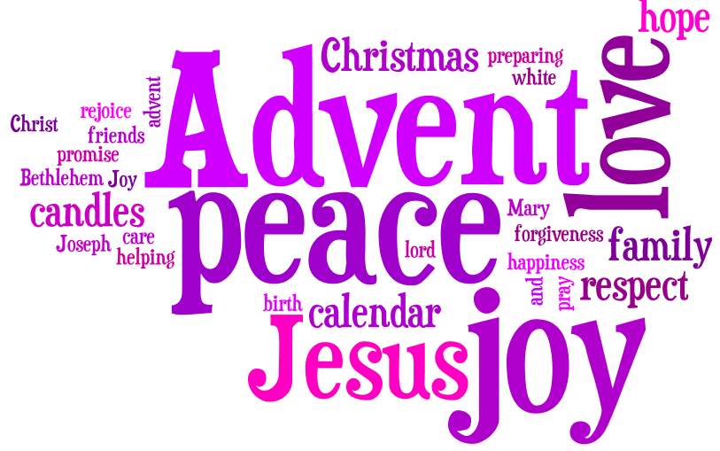 Image result for Advent in word