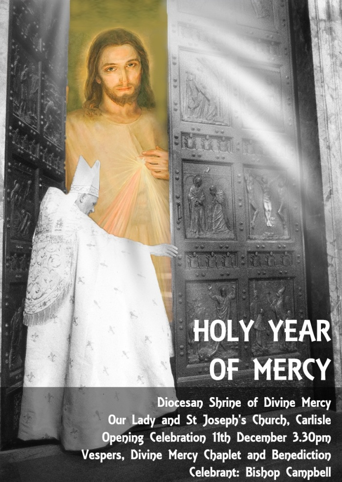 plakat holy year