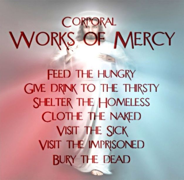 Corporal works of mercy 1