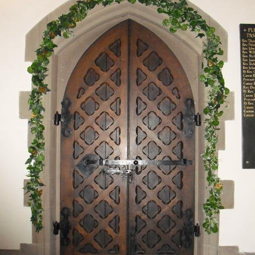 Holy Door in Lancaster