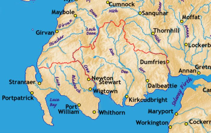 Galloway.rivers.towns